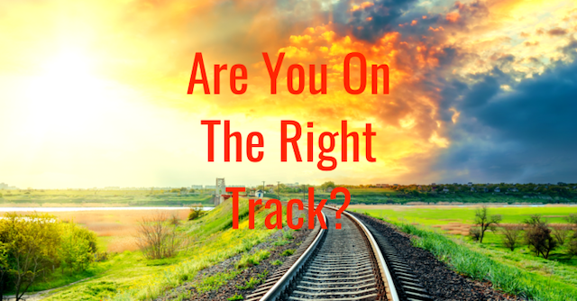 Right Track for Success