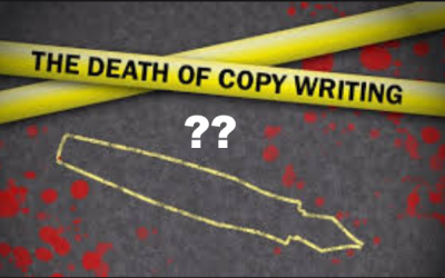 "Is ""Copy"" Dead?  Replaced by Images and Video? by Bob Bly"
