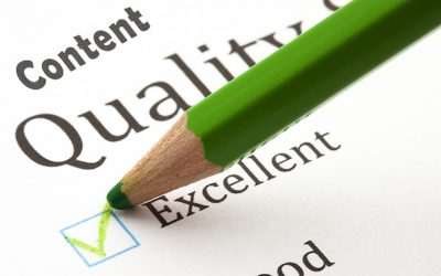 16 Ways to Assure Quality Blog Content