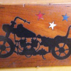 Vintage Cigar Box, Don Lino Dominican