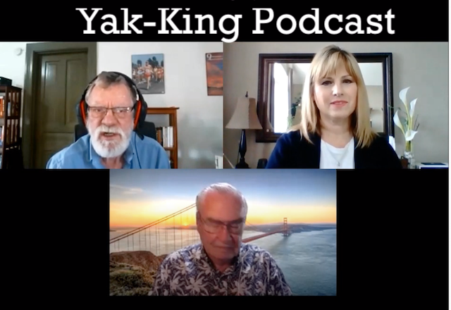Peter Wrights Yak-King Podcast